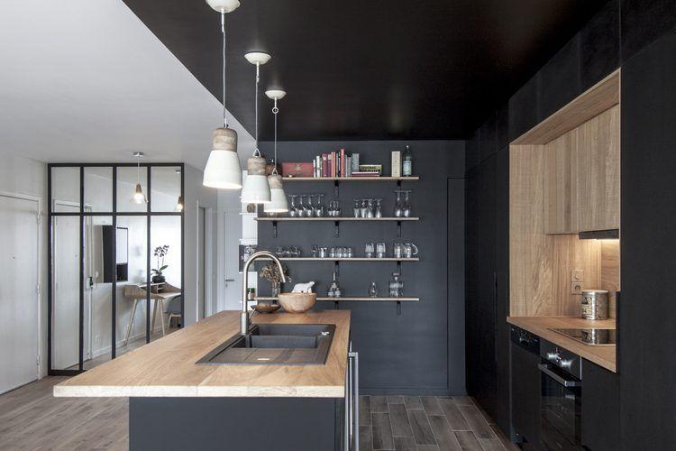Rénovation cuisine Paris 1
