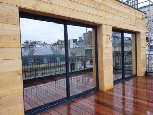 Miroir sans tain à Paris