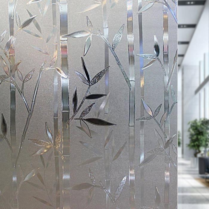 vitre décorative